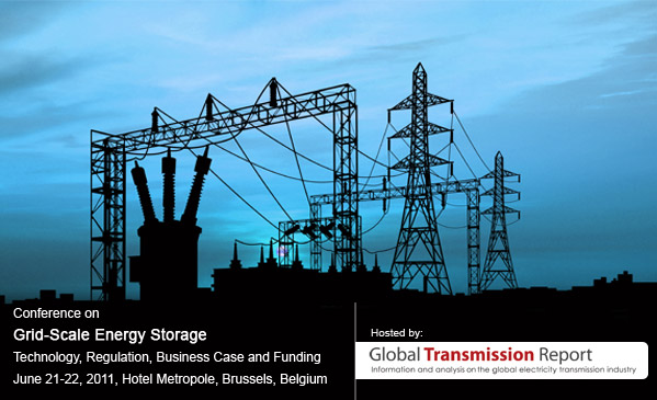 Conference on: Grid-Scale Energy Storage